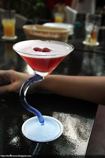1 TwentySix - Berry French Martini