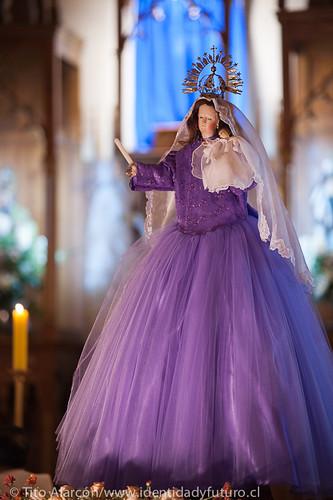 Fiesta de la Virgen de la Candelaría, Chanco