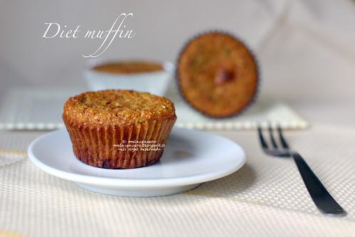 muffin dietetici