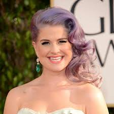 Kelly Osbourne Statement Earrings Celebrity Style Women's Fashion