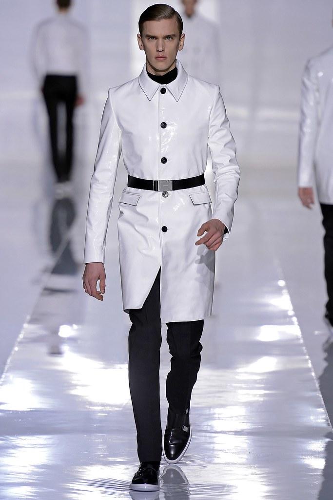 FW13 Paris Dior Homme042_Isaac Ekblad(GQ.com)