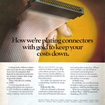 AMP advert, Scientific American 1980
