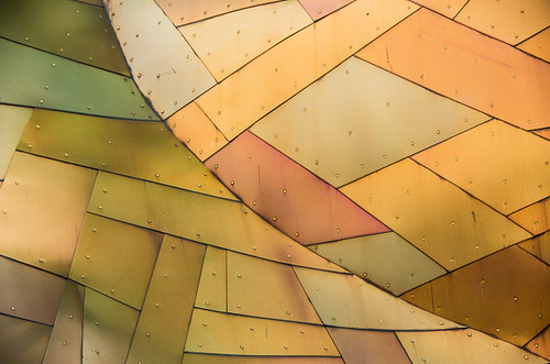 Frank Gehry's Experience Music Project