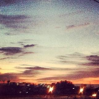 おはよー #今空 #イマソラ #iPhone