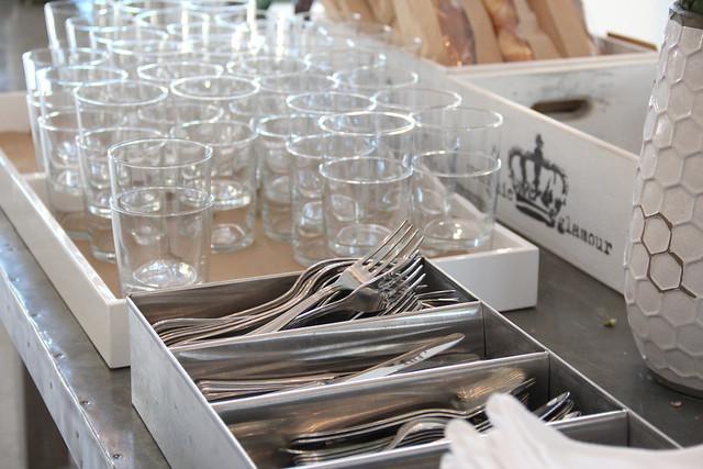 KitchenGlassSilverware