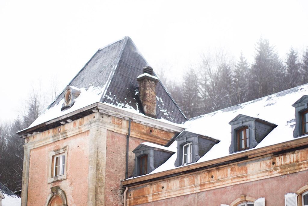 Chateau de Pont d'Oy in Belgium 5