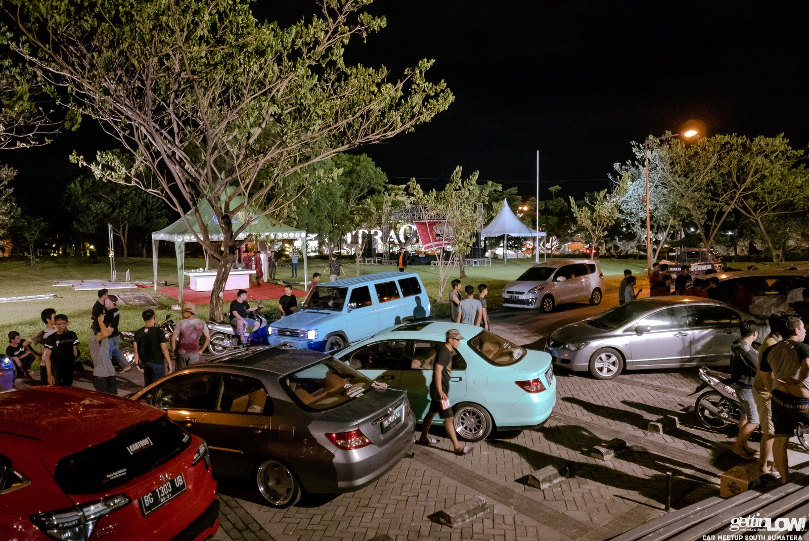 Car meet up South Sumatera