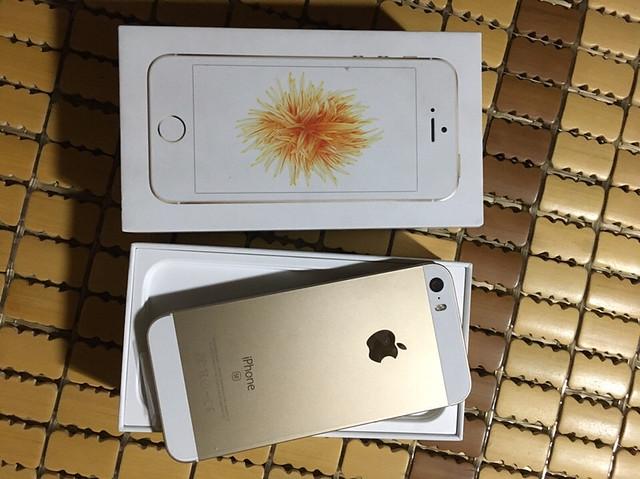 iPhone SE 16GB Chính hãng Chưa Active Nguyên Hộp - 139390