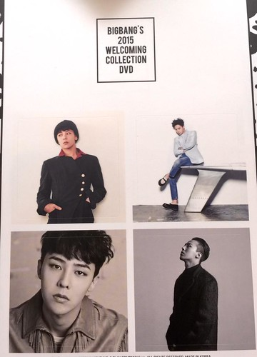 Big Bang - Welcoming Collection - 2015 - yoooouBB - 04