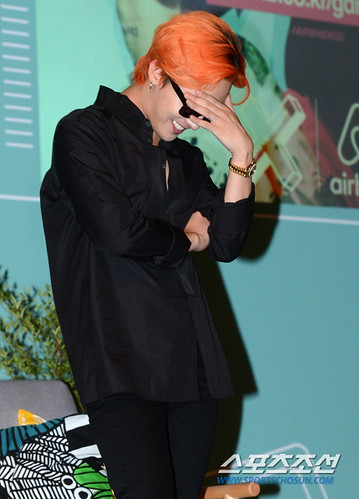 G-Dragon - Airbnb x G-Dragon - 20aug2015 - Sports Chosun - 11