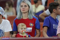 Steaua-Dinamo, atmosfera