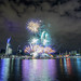 The final night of Docklands Winter Fireworks