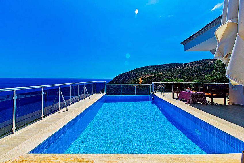 Kalkan/Kaş/Antalya, Türkiye kiralık villa , kiralık yazlık, yazlık villa - 3766