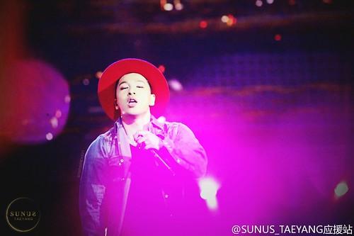 Tae Yang - V.I.P GATHERING in Harbin - 21mar2015 - SUNANDUS - 17