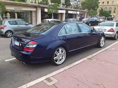 Brabus Mercedes-Benz S-Class 6.1