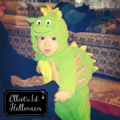 Elliot the Dino