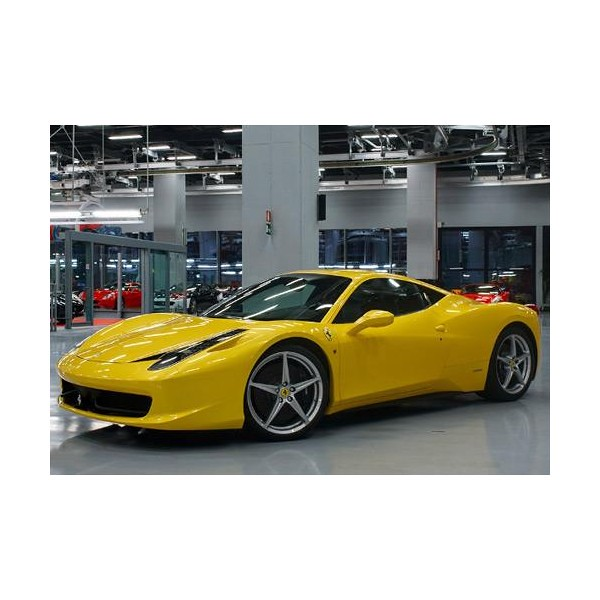 Ferrari 458 Italia Price In India