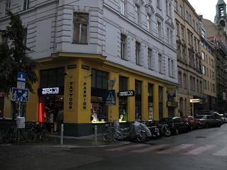 Wien, Zollergasse