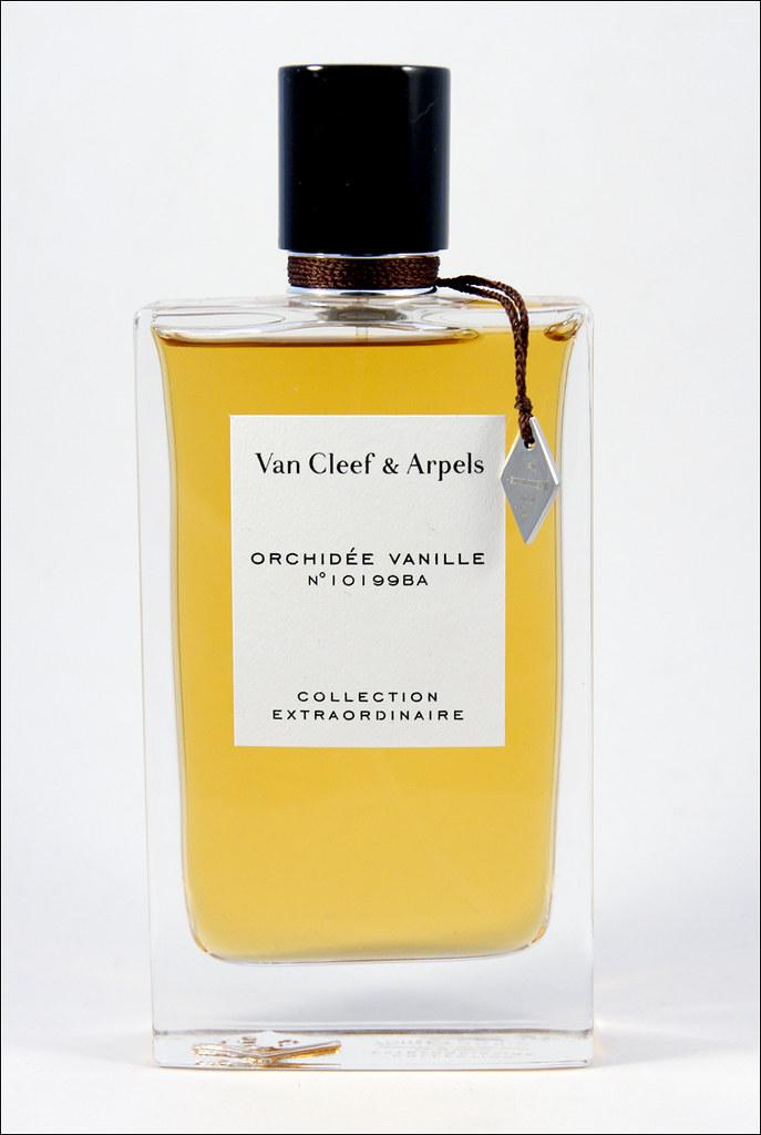 van cleef & arpels orchideé vanille