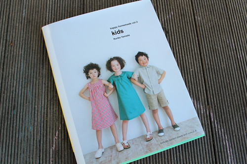 Japanese kids sewing patterns