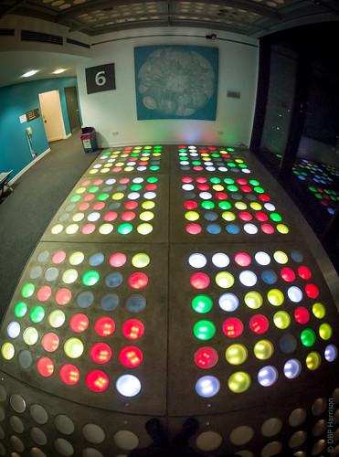 FloorPlay Display by DBP Harrison