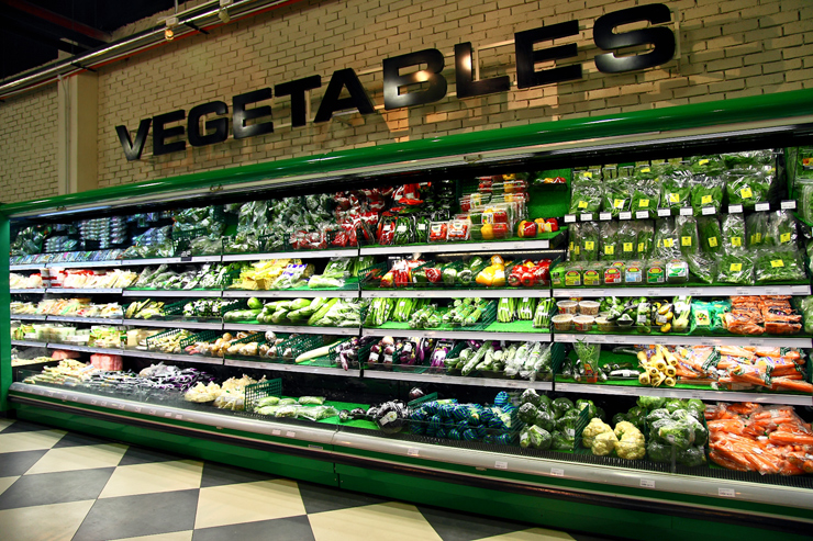 Vegetables-Section
