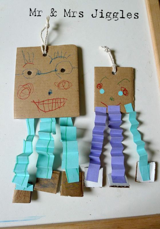 Mr & Mrs Jiggles