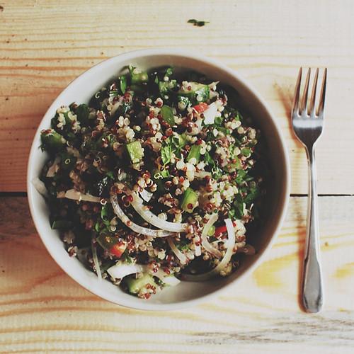 024 Quinoa Salad