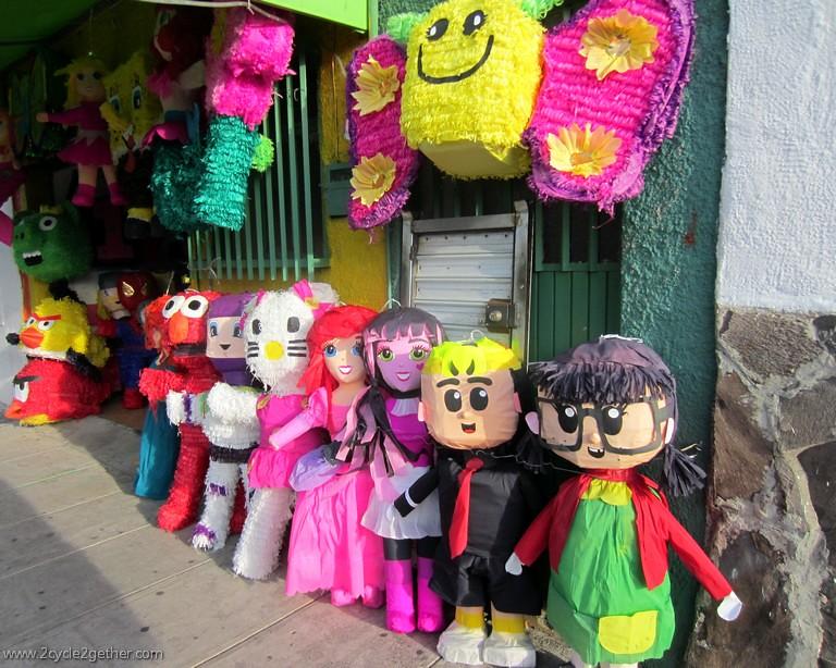 Pinatas, Guadalajara