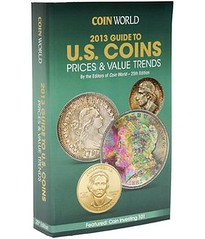 Coin World 2013 Price Guide