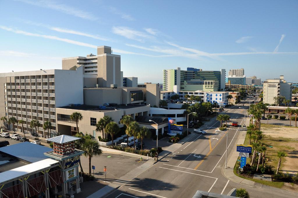 Hotels Close To Myrtle Beach International Airport