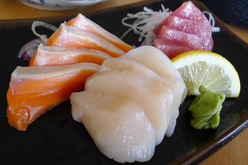 綜合生魚片 @ KOHAN