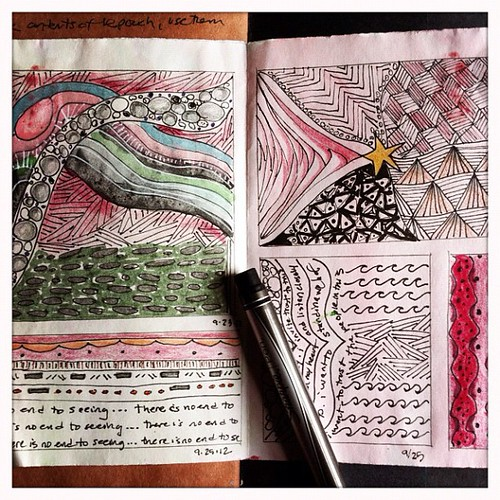 #rainyday #doodles. Thinking about the #PowderkegSeries today. #outofthemouthsofbabesevents xoS
