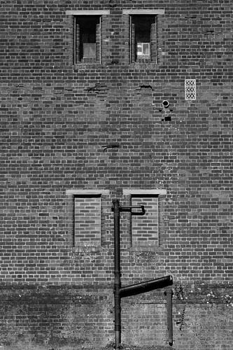 Fort Widley Brickwork