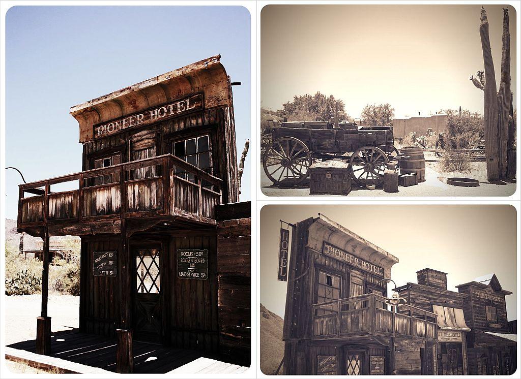 Old Tucson Movie Studios