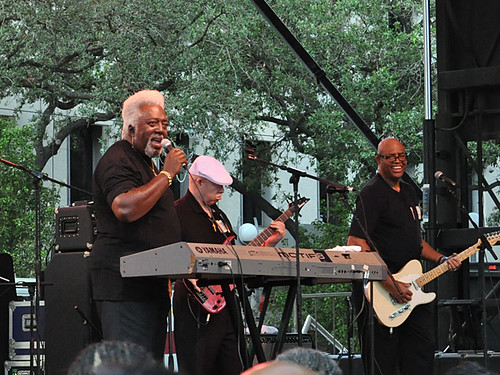 Lattimore at Blues & BBQ Fest 2012