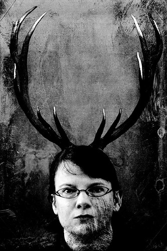 39 of 52 With Antlers by The Shutterbug Eye™