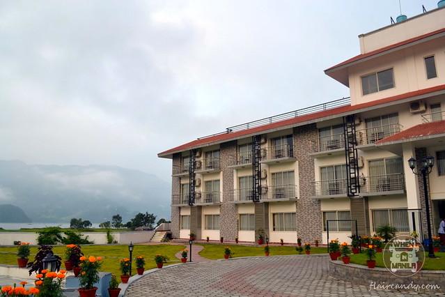 Waterfront Resort Hotel Phewa Lakeside Pokhara When In Manila