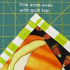 trim ends