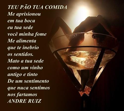 TEU PÃO TUA COMIDA by amigos do poeta