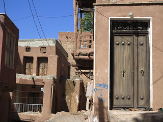 Traditional Door Knockers for Him/Her (l/r), Abyaneh, Iran