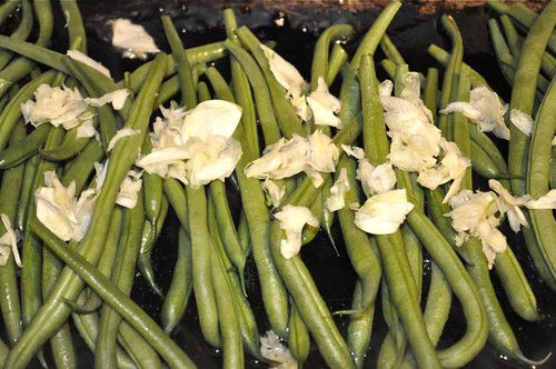 green beans with crispy sage 15
