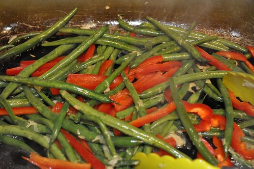 green beans with crispy sage 17