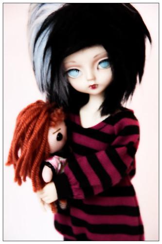 Buu & doll