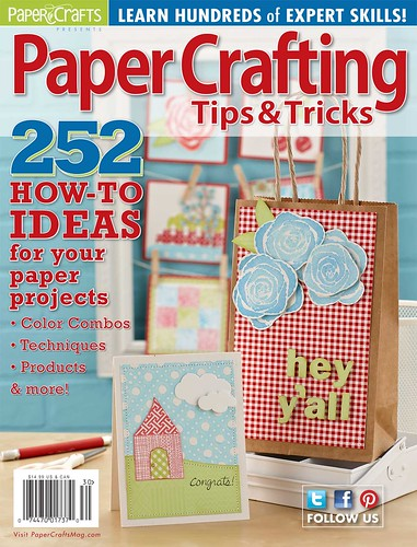 8100287982 93ba4dc87c Paper Crafting Tips & Tricks Promo Week – A tour of the issue