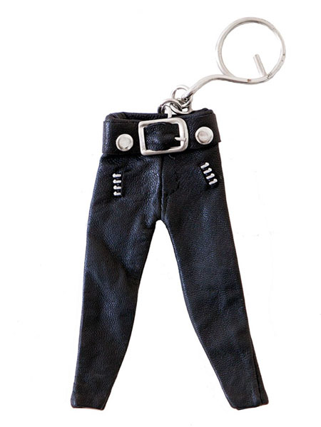 leather-pants-keychain