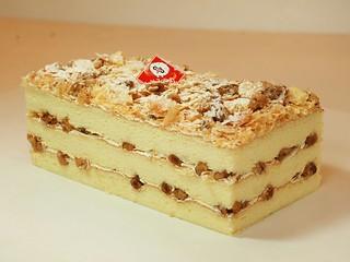 彌月蛋糕 香草核桃