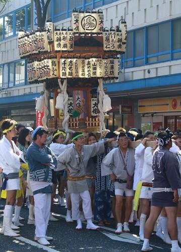 Yokosuka Mikoshi Parade_2012_10_20_0966