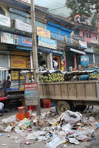 Street scene, Karnaprayag