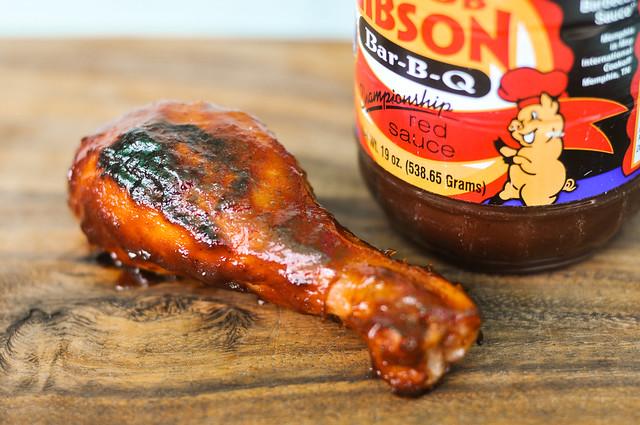 Big Bob Gibson Championship Red Sauce